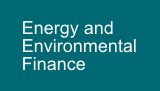 Energy and Enviromental Finance